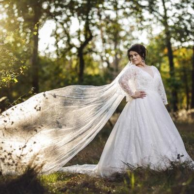 Krásna štíhla s Hypoxi do svadobných šiat (-10,4 kg)